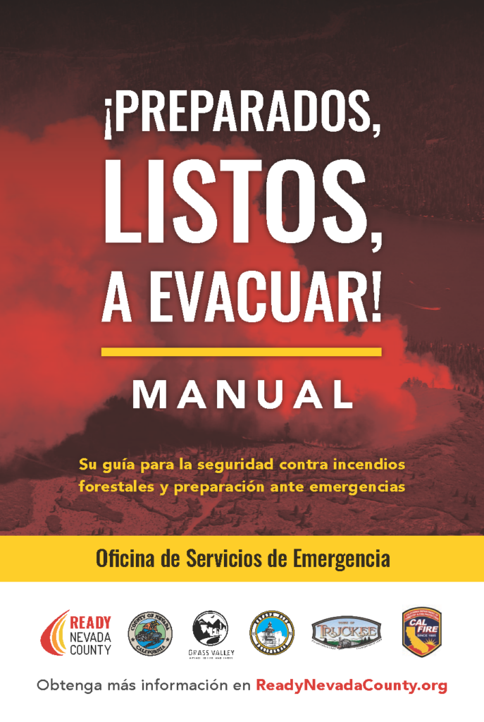 Spanish Fire Preparedness Manaual