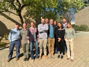 Sierra Meadow Partnership group meeting participants